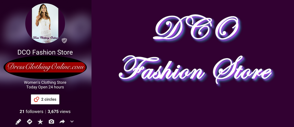 Dress Clothing Online Google Plus Page