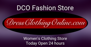Dress Clothing Online Fashion Store