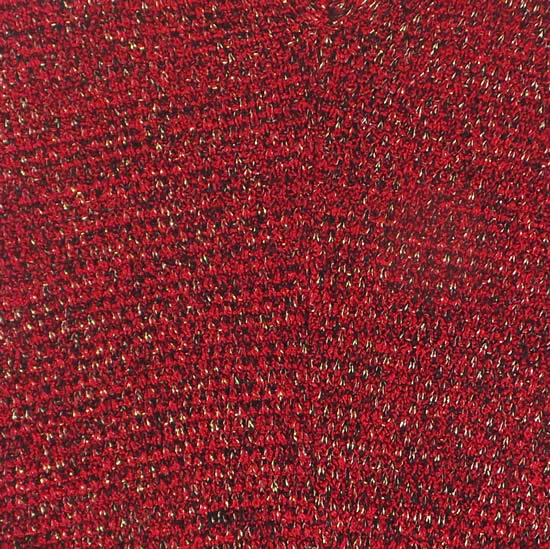DCO International Boutique Red Knitted Style Pants
