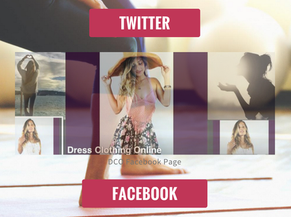 Dress Clothing Online Fashion Networks