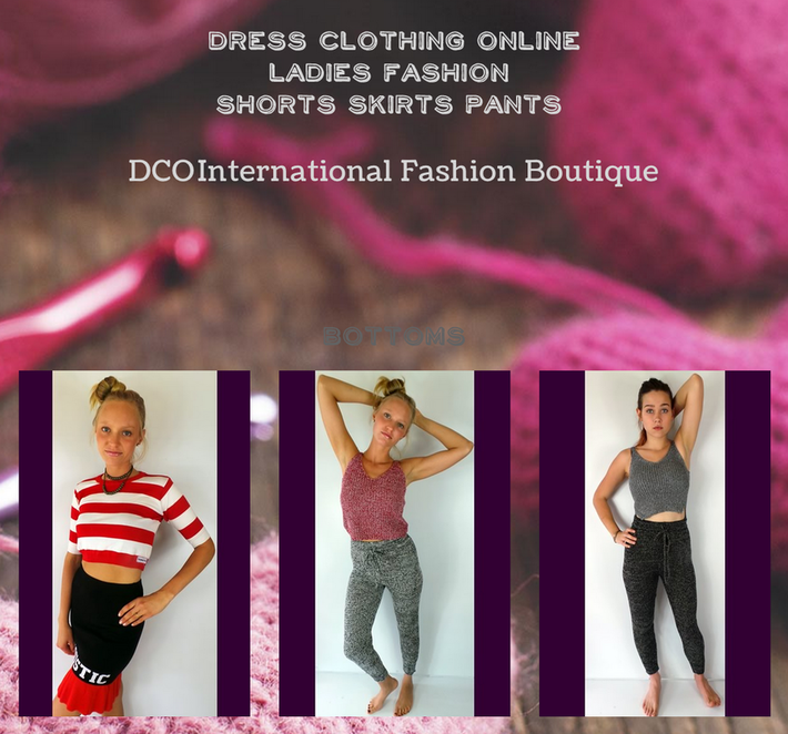 Dress Clothing Online Shorts Skirts and Pants