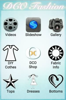 DCO Fashion Womens Clothing App
